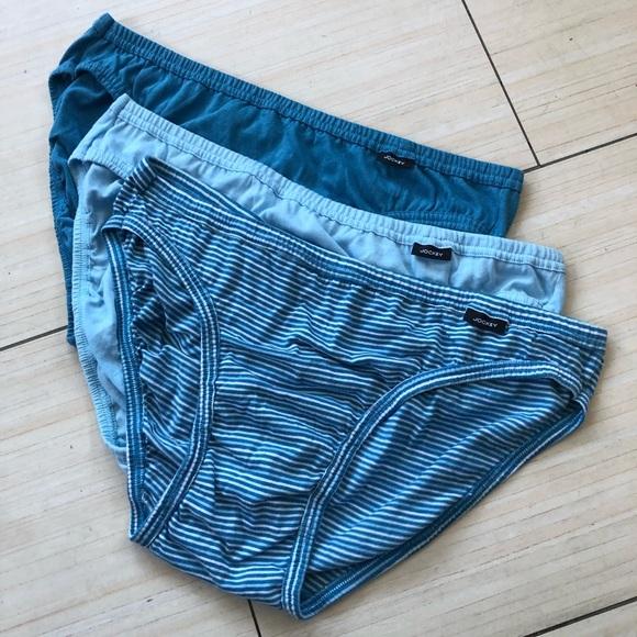 Jockey Elance bikini 3 pack XL